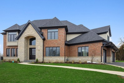 382 Highland Court, Burr Ridge, IL 60527 - #: 10444259