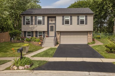 520 Glenmore Place, Roselle, IL 60172 - #: 10444316