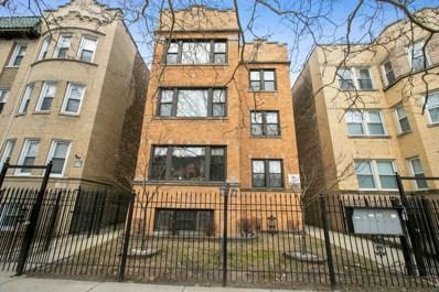 2218 W Thome Avenue UNIT 2N, Chicago, IL 60659 - #: 10444504