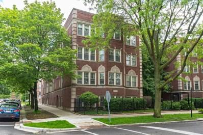6143 N Hoyne Avenue UNIT G, Chicago, IL 60659 - #: 10444619