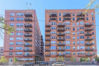 500 S Clinton Street UNIT 416, Chicago, IL 60607 - #: 10444919