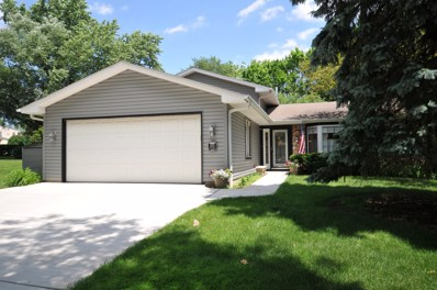 1017 Fall Circle, Roselle, IL 60172 - #: 10444974