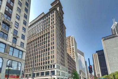 6 N Michigan Avenue UNIT 810, Chicago, IL 60602 - #: 10445189