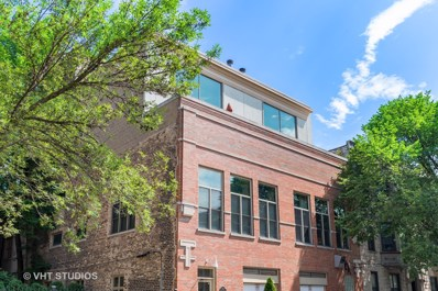 1318 W George Street UNIT 2C, Chicago, IL 60657 - #: 10445402