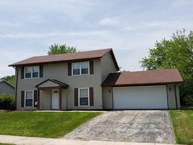 916 Purdue Lane, Matteson, IL 60443 - #: 10445444