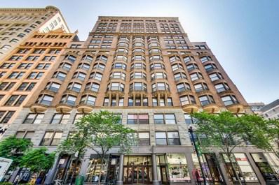 431 S Dearborn Street UNIT 602, Chicago, IL 60605 - #: 10445608