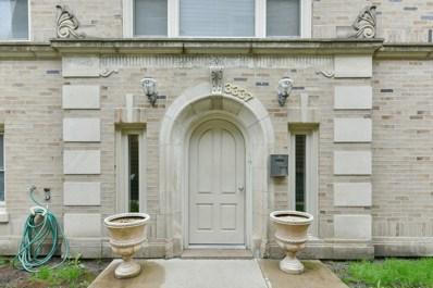 3337 W Belle Plaine Avenue UNIT 1D, Chicago, IL 60618 - #: 10445686