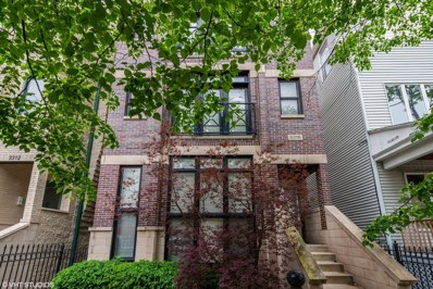 3316 N Clifton Avenue UNIT 1, Chicago, IL 60657 - #: 10445703