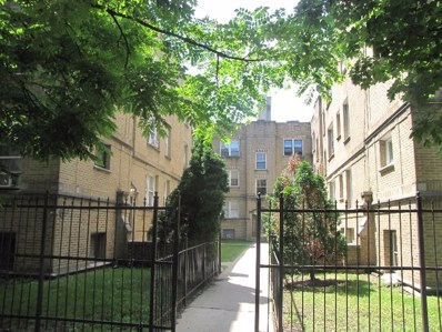 1707 W Wallen Avenue UNIT 2G, Chicago, IL 60626 - #: 10445734