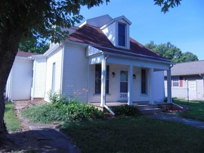 205 W Illinois Street, Mansfield, IL 61854 - #: 10446131