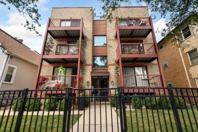 4716 W Addison Street UNIT 3W, Chicago, IL 60641 - #: 10446202