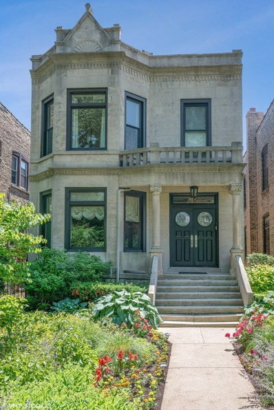 2843 W Logan Boulevard, Chicago, IL 60647 - #: 10446406
