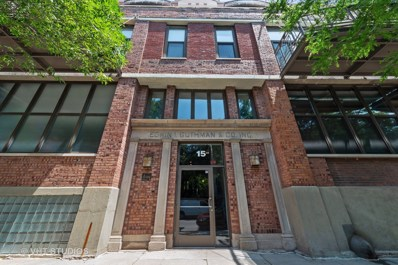 15 S Throop Street UNIT 606, Chicago, IL 60607 - #: 10446514