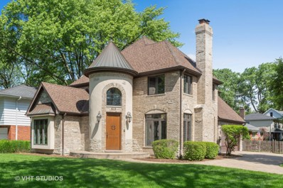 519 The Lane, Hinsdale, IL 60521 - #: 10446577