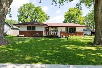 5632 W Wilson Street, Monee, IL 60449 - MLS#: 10447066