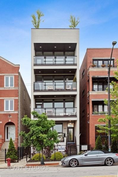 1459 W Grand Avenue UNIT 1, Chicago, IL 60642 - #: 10447085