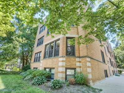 4455 N Hamilton Avenue UNIT G, Chicago, IL 60625 - #: 10447113