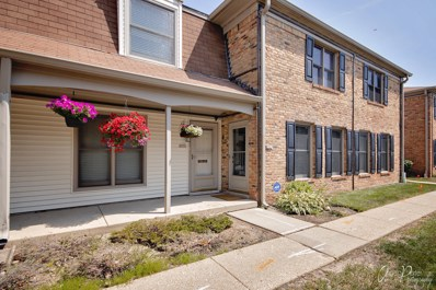 1780 Sussex Walk UNIT 1780, Hoffman Estates, IL 60195 - #: 10447182