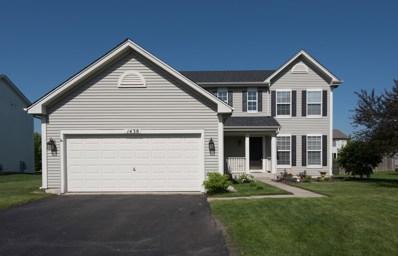 1438 S Amarias Drive, Round Lake, IL 60073 - #: 10447208
