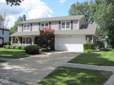 1322 E Best Drive, Arlington Heights, IL 60004 - #: 10447304