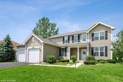 696 Da Vinci Drive, Hampshire, IL 60140 - #: 10447410