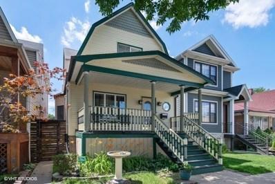 3614 N Richmond Street, Chicago, IL 60618 - #: 10447695