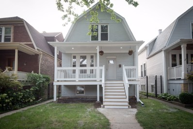 3718 N Bernard Street, Chicago, IL 60618 - #: 10448189
