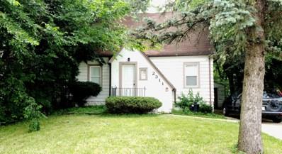 2311 Kilburn Avenue, Rockford, IL 61101 - #: 10448297