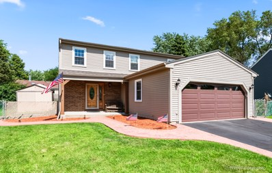 535 Dover Court, Roselle, IL 60172 - #: 10448481
