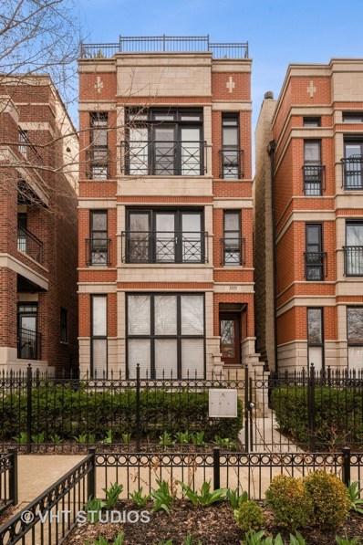 3333 N Seminary Avenue UNIT 3, Chicago, IL 60657 - #: 10448538