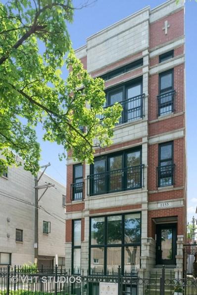 1155 W Eddy Street UNIT 3, Chicago, IL 60657 - #: 10448929