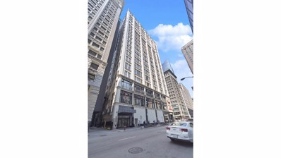 8 W Monroe Street UNIT 1605, Chicago, IL 60603 - #: 10449264