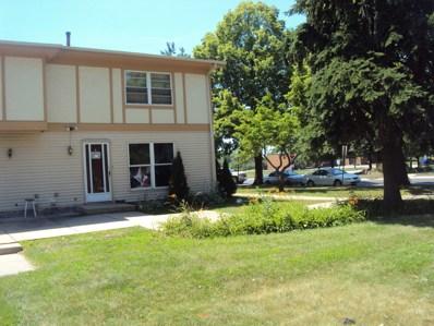 1 Fernwood Drive UNIT A, Bolingbrook, IL 60440 - #: 10449541