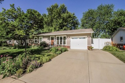 1088 Warwick Lane, Elk Grove Village, IL 60007 - #: 10449606