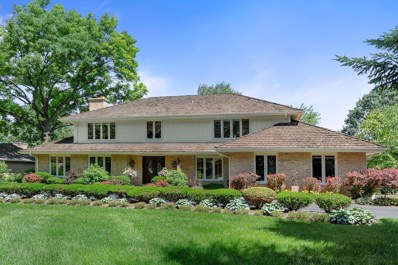 43 Mockingbird Lane, Oak Brook, IL 60523 - #: 10449943