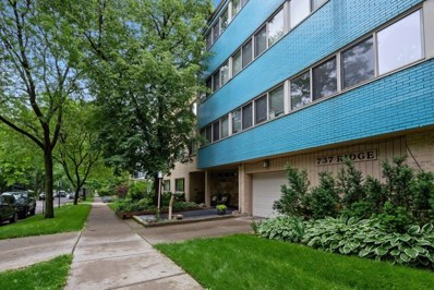 737 Ridge Avenue UNIT 4B, Evanston, IL 60202 - #: 10450211