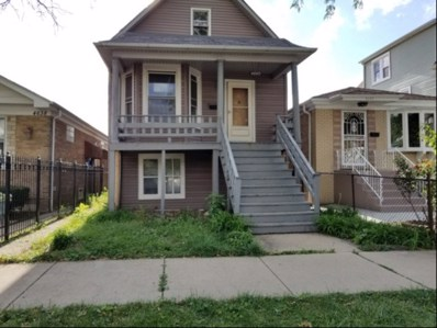 4640 N Harding Avenue, Chicago, IL 60625 - #: 10450690