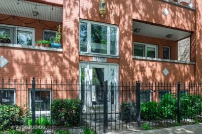 1539 N Wicker Park Avenue UNIT GW, Chicago, IL 60622 - #: 10450820