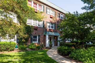1414 Elmwood Avenue UNIT 1C, Evanston, IL 60201 - #: 10450831