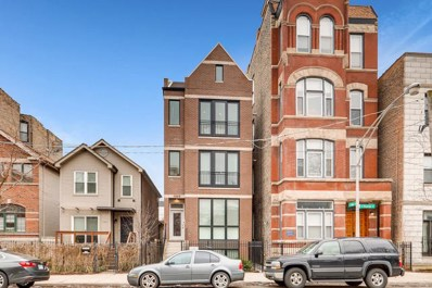 1345 W Huron Street UNIT 3, Chicago, IL 60642 - #: 10451171