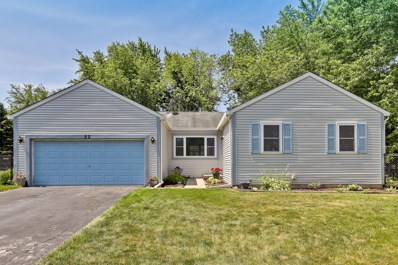 22 Manchester Court, Streamwood, IL 60107 - #: 10451277