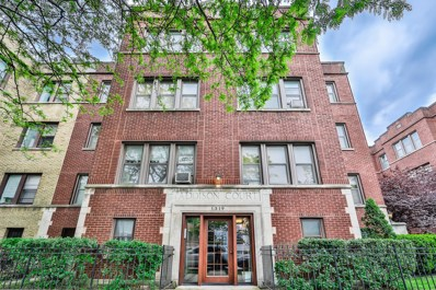 1319 W Addison Street UNIT 1C, Chicago, IL 60613 - #: 10451990