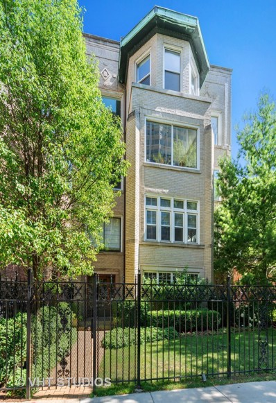 545 W Stratford Place UNIT 1, Chicago, IL 60657 - #: 10452548