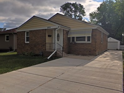 205 S Elmwood Avenue, Waukegan, IL 60085 - #: 10452673