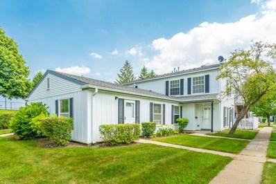 861 Wellington Avenue UNIT U59, Elk Grove Village, IL 60007 - #: 10452888