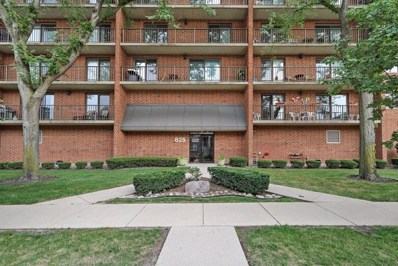 825 Center Street UNIT 604, Des Plaines, IL 60016 - #: 10452932