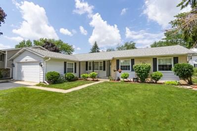 1207 Dover Lane, Elk Grove Village, IL 60007 - #: 10453271