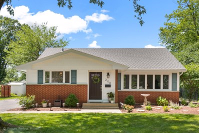 208 Shirley Court, Wheaton, IL 60187 - #: 10453407