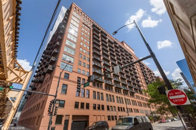 165 N Canal Street UNIT 1125, Chicago, IL 60606 - #: 10453804