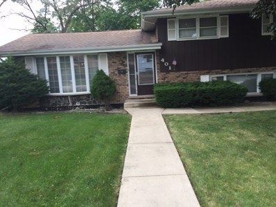 401 Iroquois Road, Hillside, IL 60162 - #: 10454233